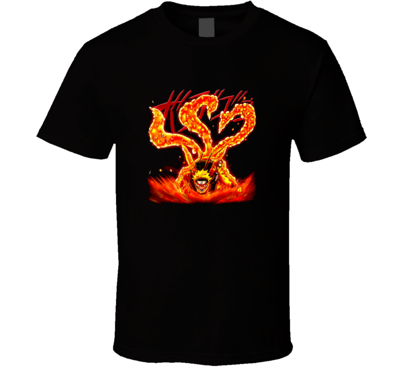 Naruto Anime Shippuden Manga T Shirt