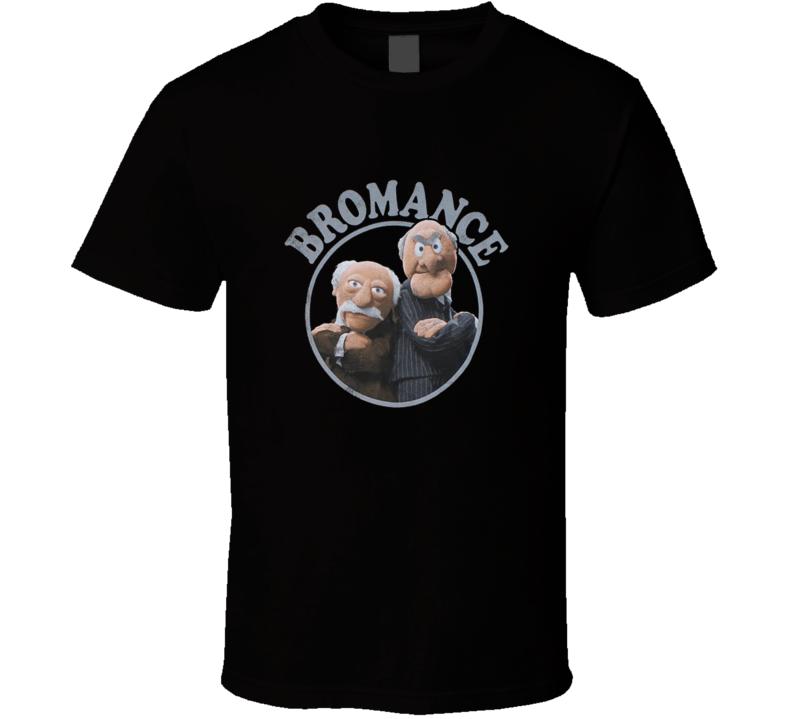 Bromance Muppets T Shirt