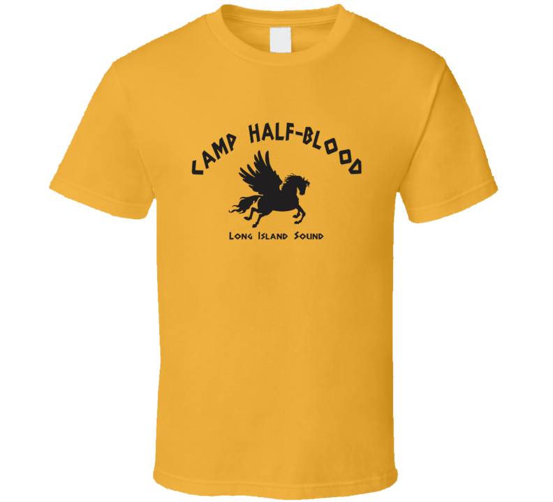 CAMP HALF-BLOOD New York T Shirt