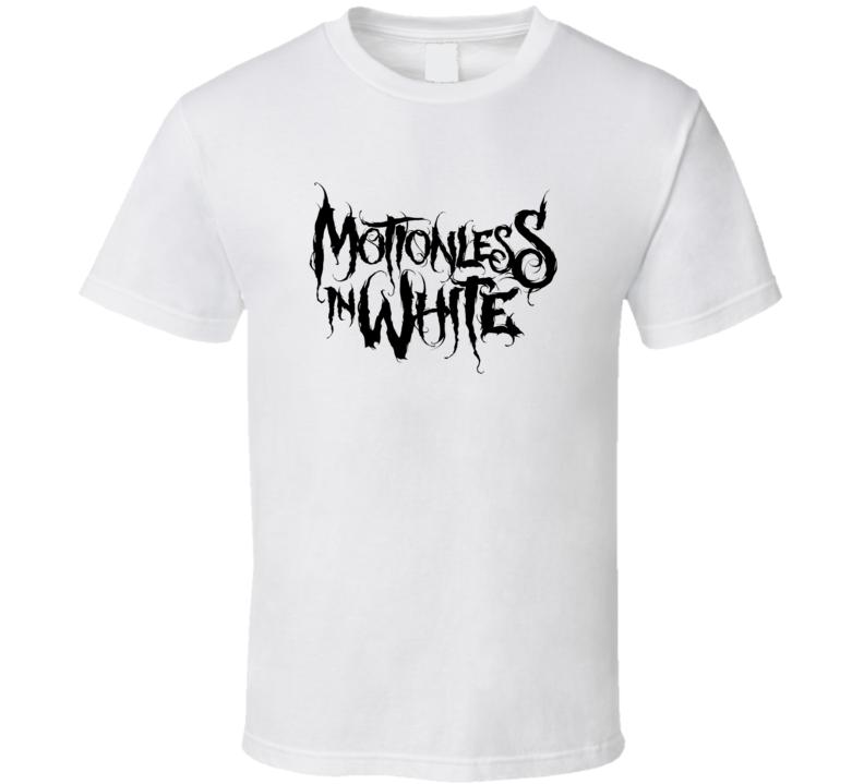 Motionless In White T Shirt