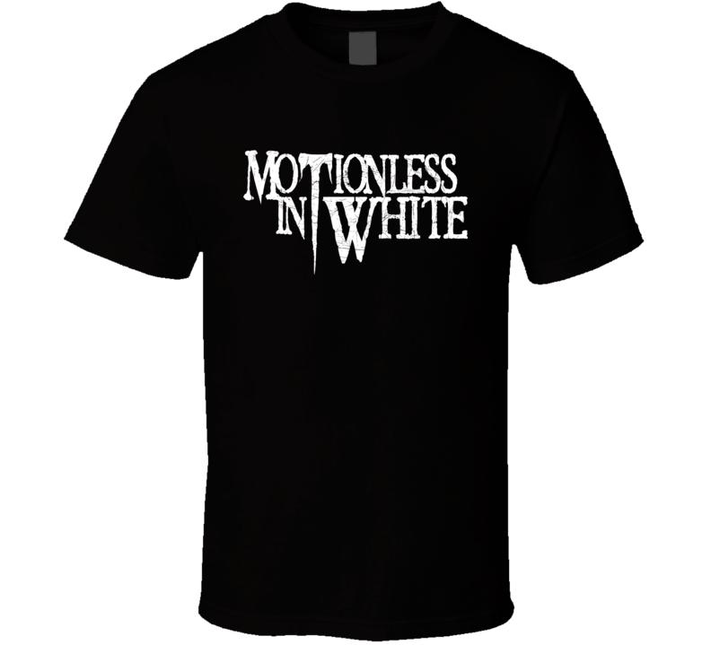 Motionless In White Black T Shirt