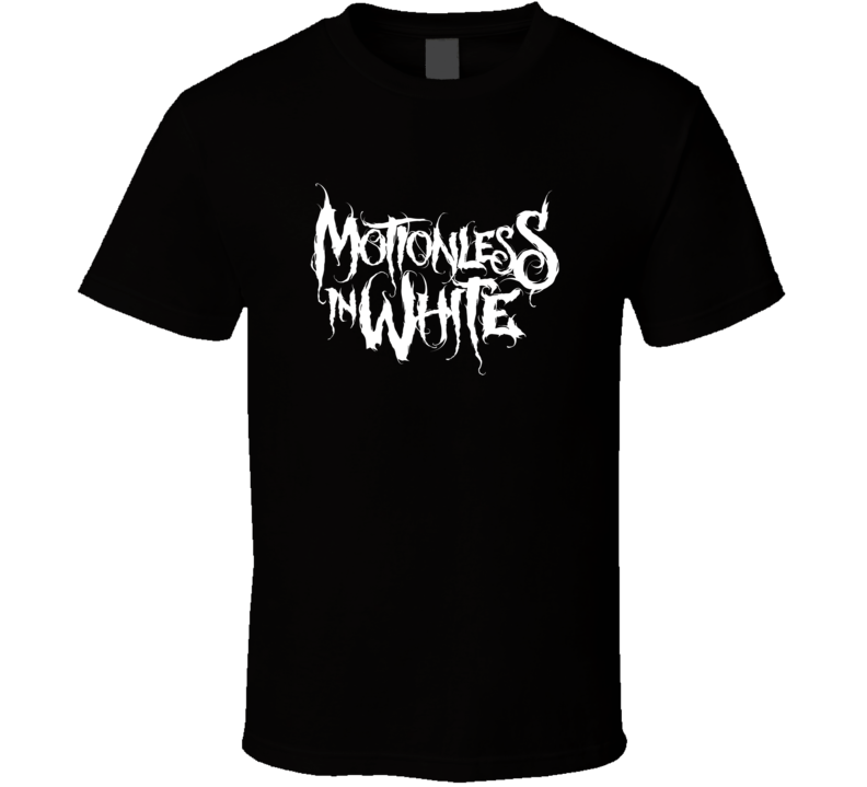 Motionless In White Black  T Shirt