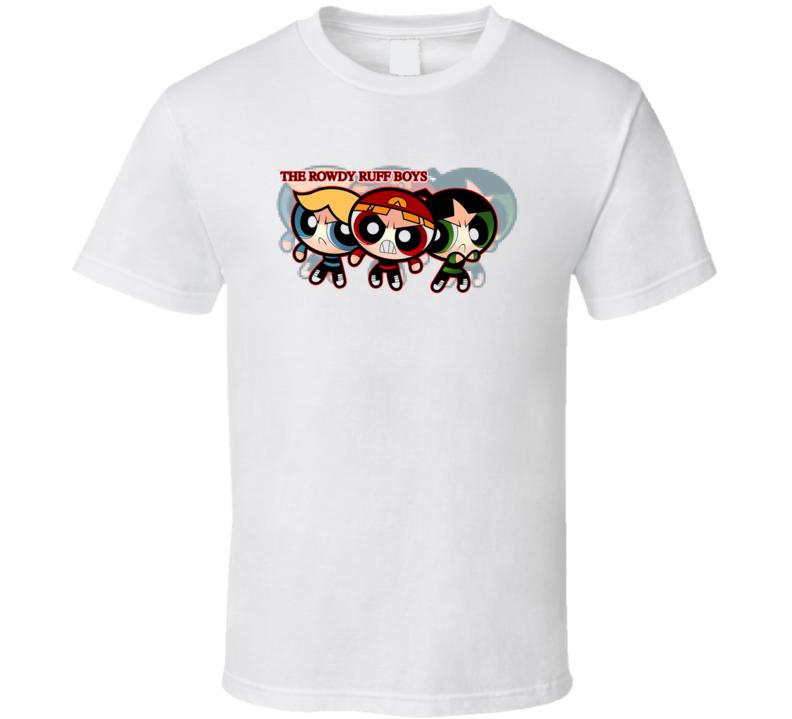 Rowdy Ruff Boys Group T Shirt