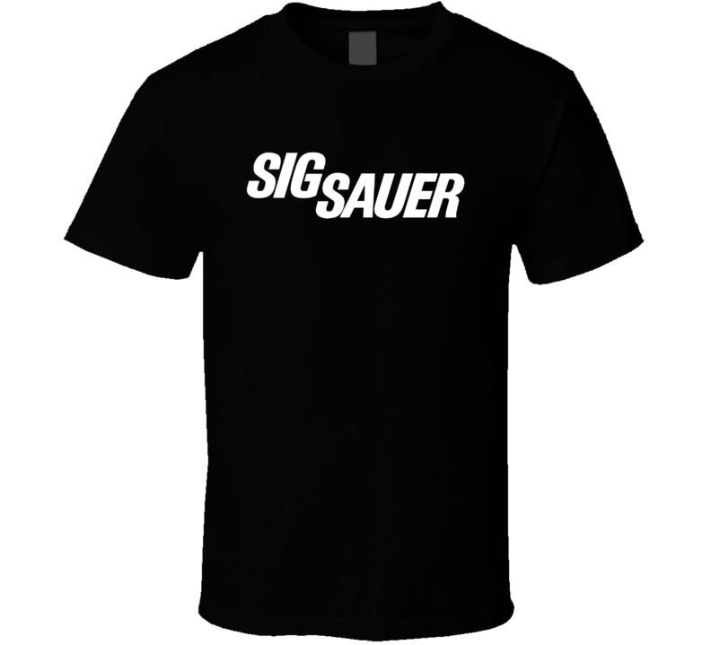 SIG SAUER P238 220 226 229 Mosquito Grips Holster Gun Magazine T Shirt
