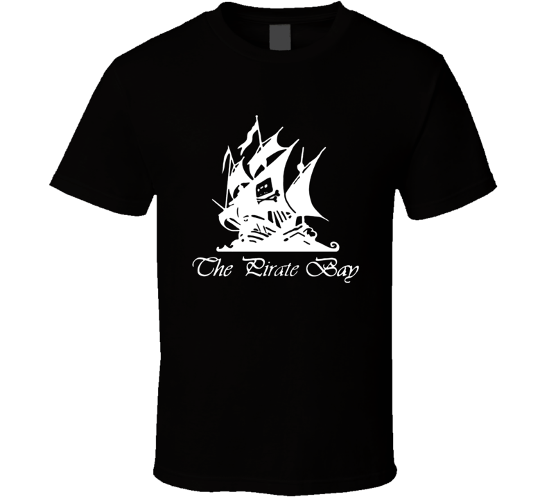 The Pirate Bay Download Music Mens Boys T Shirt