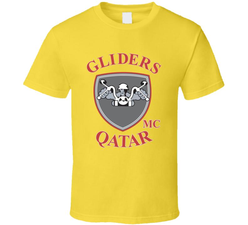Gliders MC Qatar Daisy T Shirt