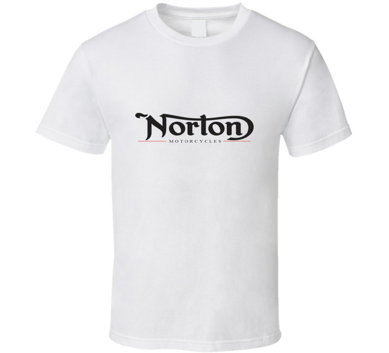 Norton Motorcycle Cool T Shirt