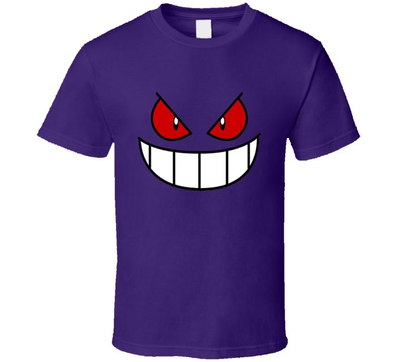 Pokemon Gengar T Shirt