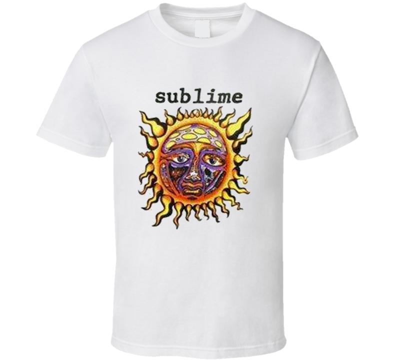 Sublime Sun Logo T Shirt