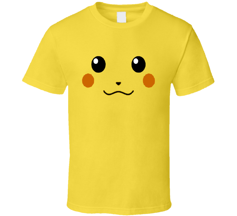 Pokemon Pikachu Diamond and Pearl Anime T Shirt