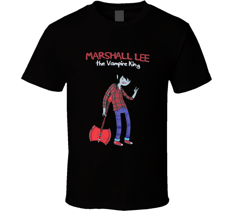 Marshall Lee - Adventure Time Marshall Lee the Vampire King T Shirt