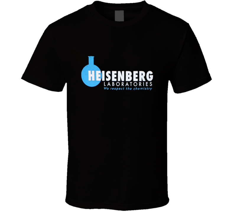 Heisenberg Laboratories - Breaking Bad We respect the chemistry T Shirt