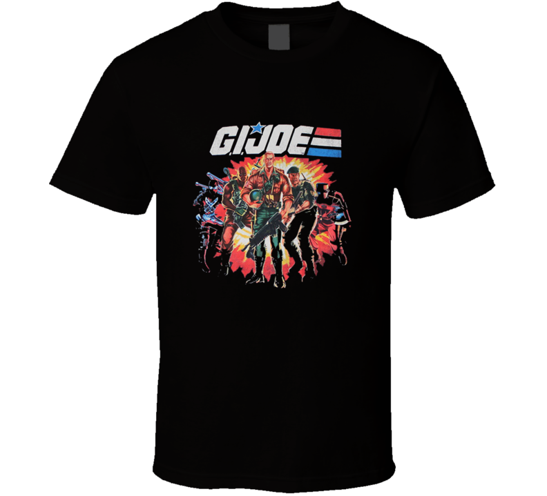 Retro Joe - G.I. Joe T Shirt