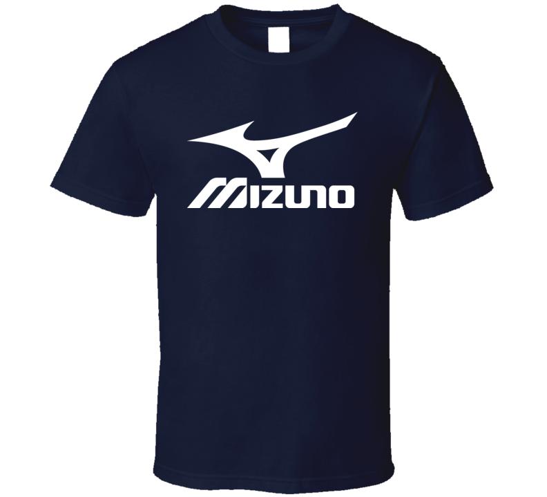 Mizuno Golf Golfing White lettering T Shirt