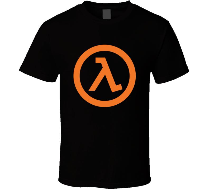 Half Life 2 - Lambda Video Game T Shirt