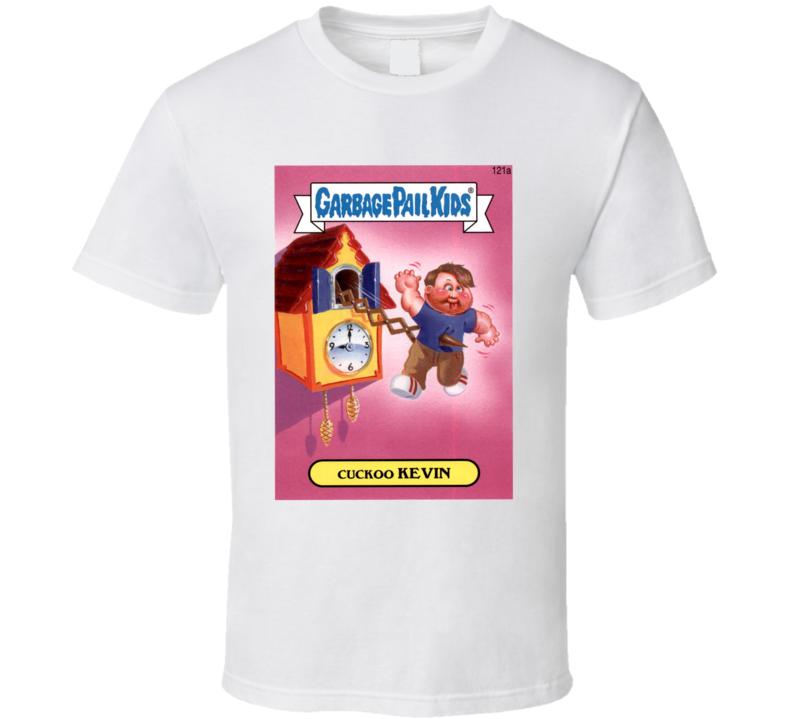 Garbage Pail Kids Cuckoo Kevin T Shirt