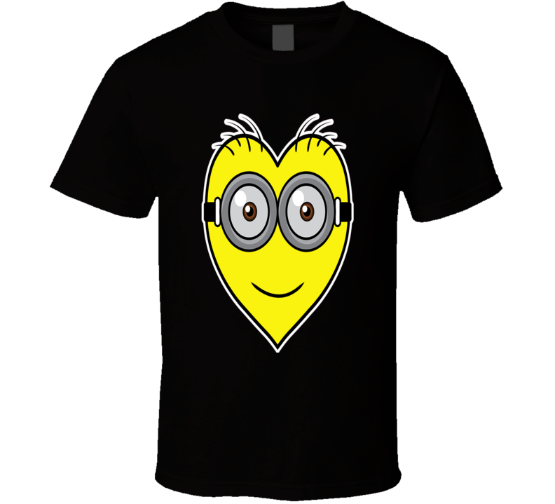 I Love Minion T Shirt