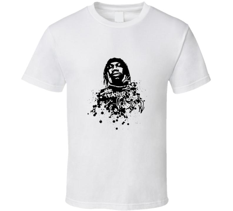 Krs One The Teacher Rapper T Shirt