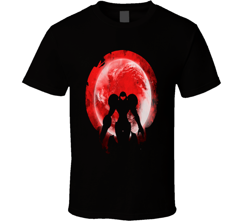 Parasite Hunter Anime Manga T Shirt