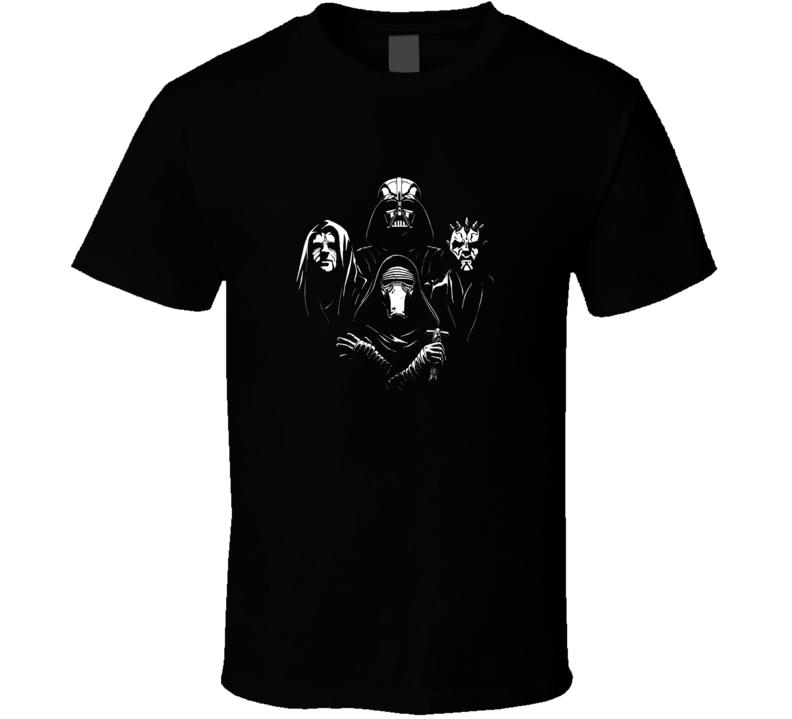 Galactic Rhapsody Star Wars T Shirt