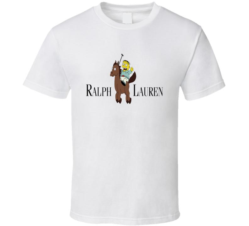 ralph wiggum lauren T Shirt