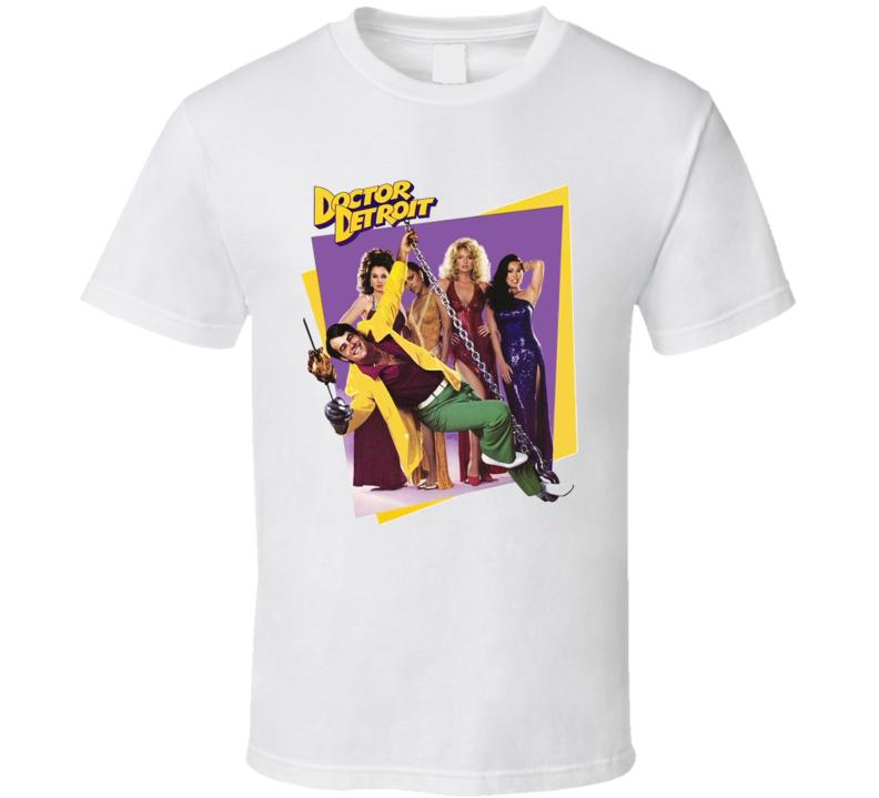 Doctor Detroit Dan Akroyd Classic Movie T Shirt