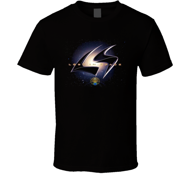 Lost In Space Sci Fi Movie Tv Show T Shirt