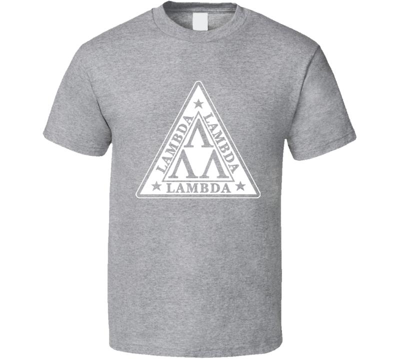 Lambda Revenge Of The Nerds T Shirt