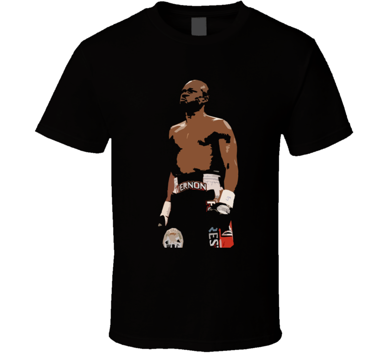 Super Welter Weight Boxer Vernon Forrest R I P T Shirt