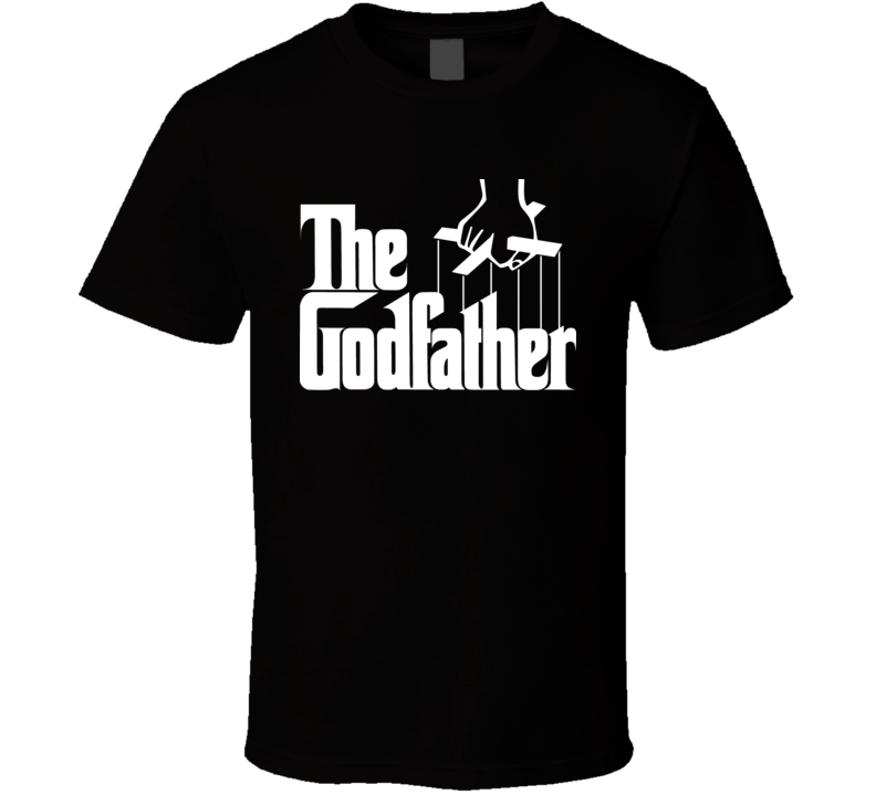 Godfather Movie Logo T Shirt