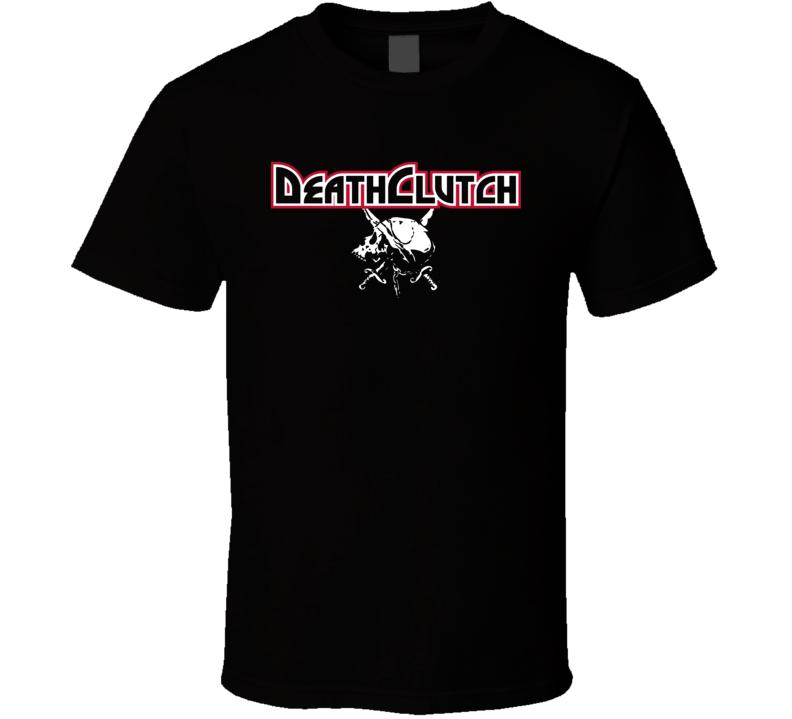 Deathclutch Metal Rock Band Music T Shirt