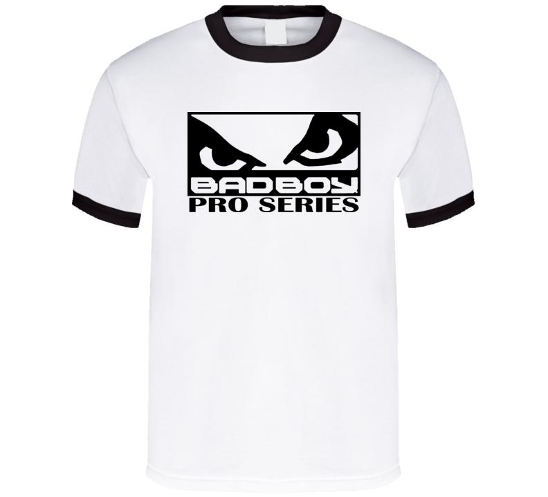 Bad Boy Pro Series Mma Sports T Shirt