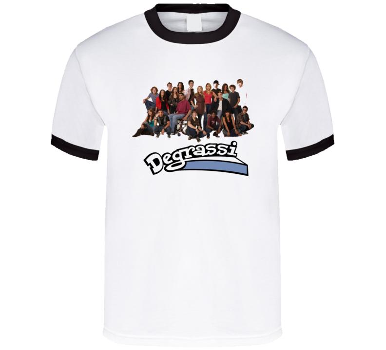 Degrassi The Next Generation Tv Show T Shirt