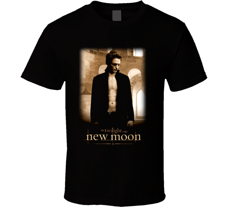 New Moon Movie T Shirt