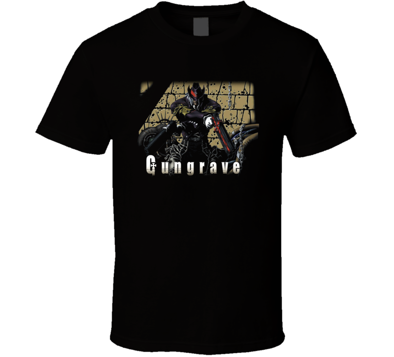 Gungrave Beyond The Grave T Shirt