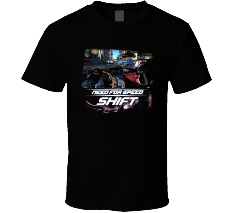 Need For Speed Shift T Shirt