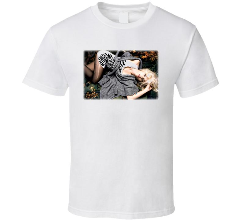 Scarlett Johansson T Shirt