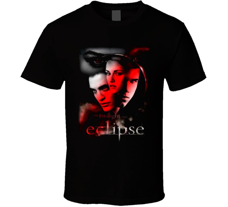 Eclipse Movie Poster T Shirt