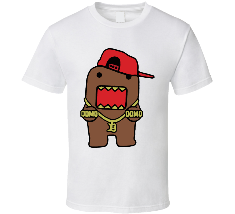 Domo Kun Bling T Shirt