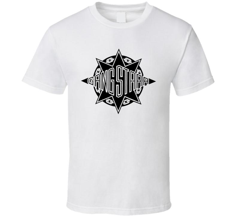 Dj Premier Gangstarr Gang Star Guru T Shirt