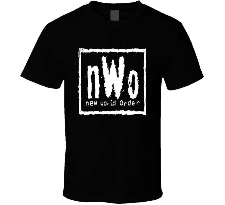 NWO New World Order Wrestling T Shirt