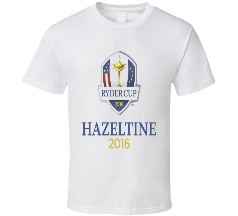 Ryder Cup 2016 Hazeltine 2016 Golf Golfing T Shirt