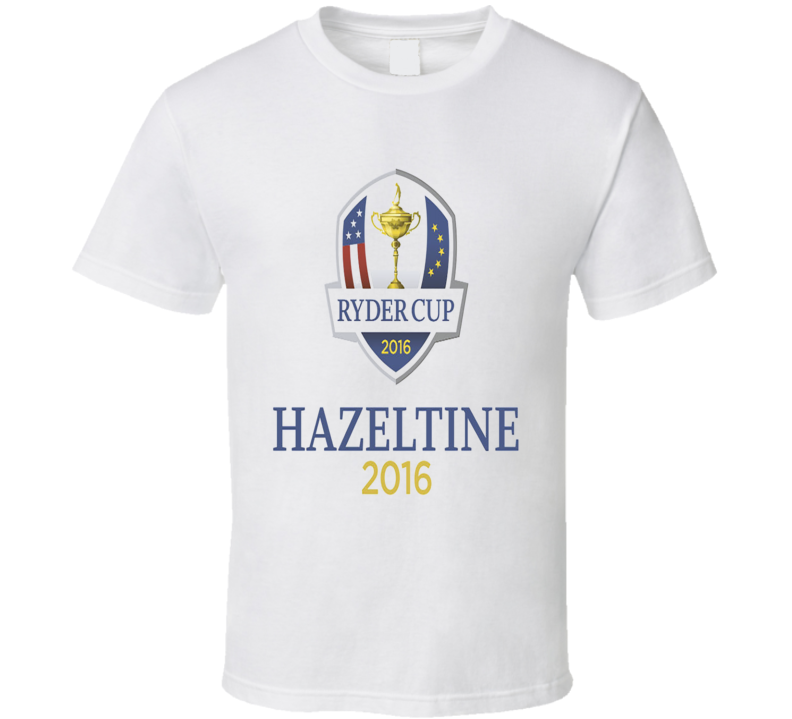 Ryder Cup Hazeltine 2016 Golf Golfing T Shirt