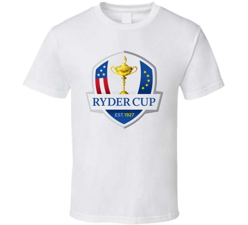 Ryder Cup Golf Golfing T Shirt