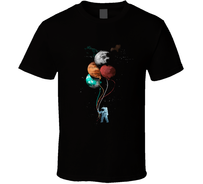 the spaceman's trip T Shirt