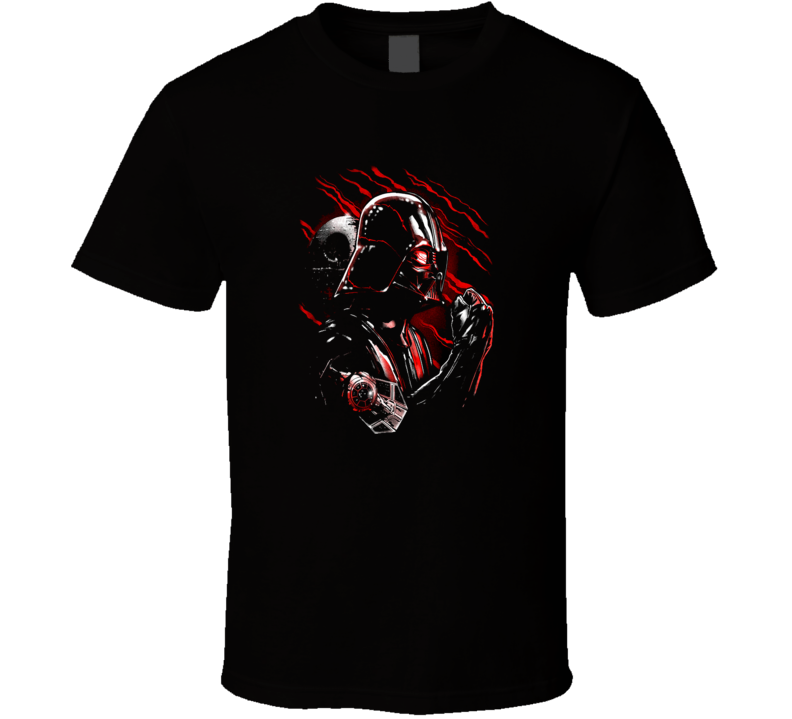 Wrath of darth vader star wars T Shirt