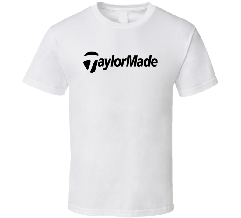 Taylormade taylor made club logo golf White T Shirt