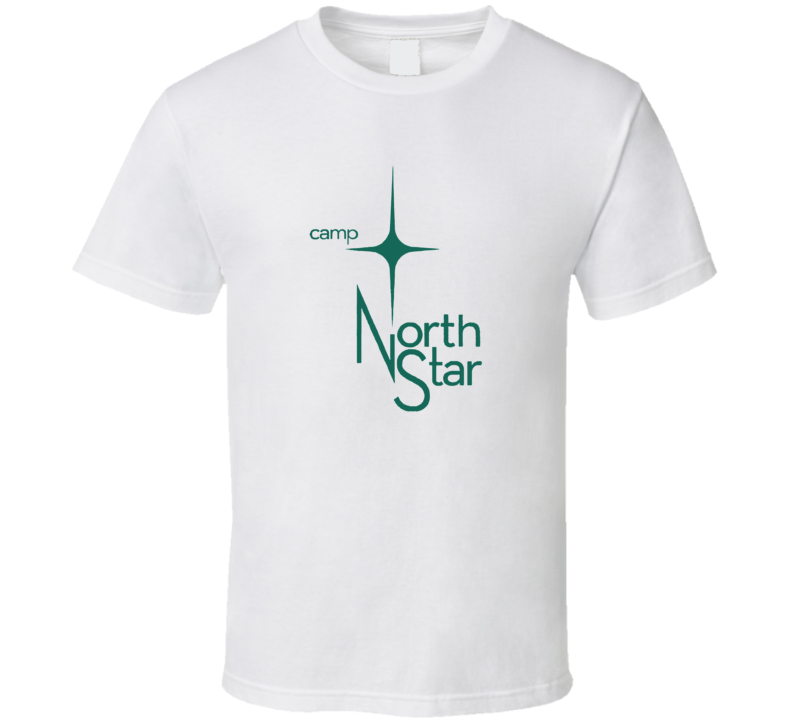 Camp Northstar Meatballs Green Design T Shirt