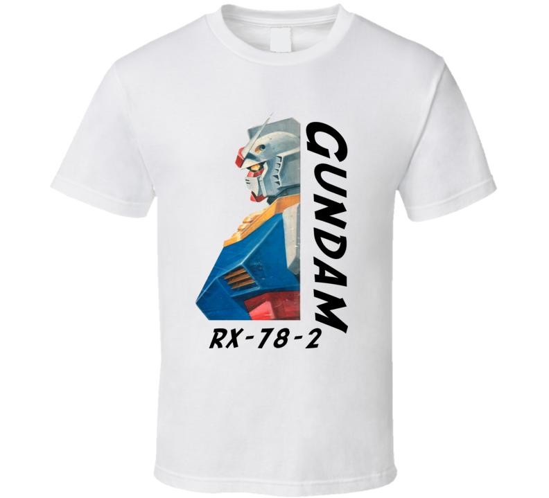 Gundam Rx-78-2 Anime T Shirt