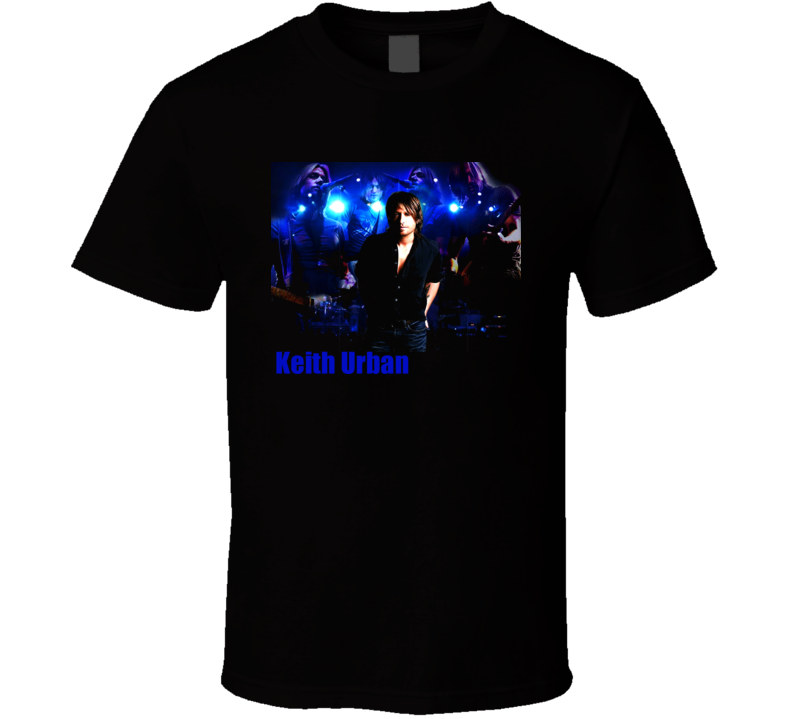 Keith Urban Poster T Shirt